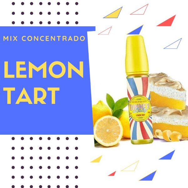 Super Mix - Lemon Tart - 10ml | Vlad