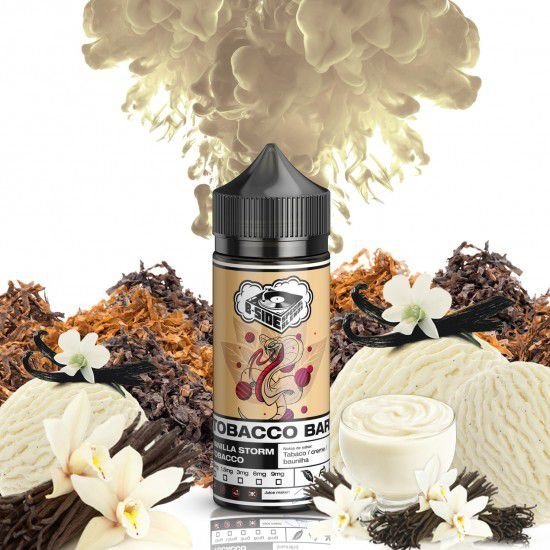 Vanilla Storm Tobacco - 30ml | B-Side
