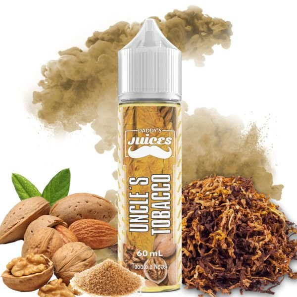 Uncle's Tobacco 30ml - 3mg | Daddy's