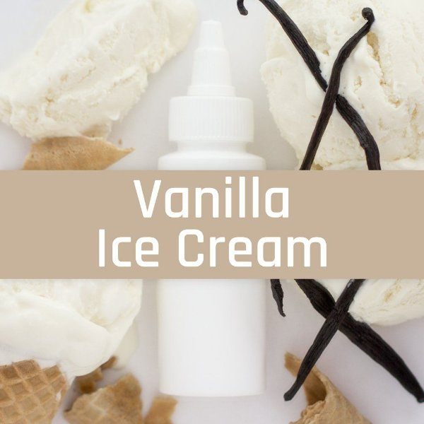 Vanilla Ice Cream 10ml | LB