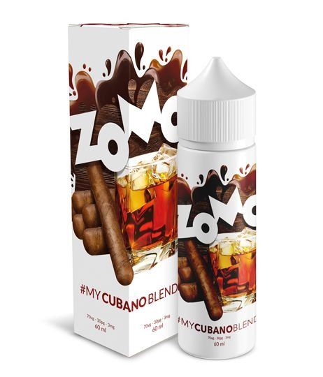 ZOMO MY CUBANO BLEND 3MG 60ML