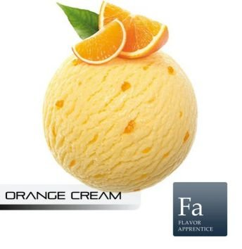 Orange Cream 10ml   TPA
