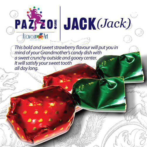 One Shot's Jack Fuzzy 10ml | PZO