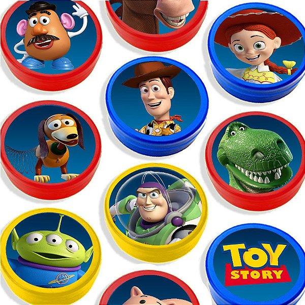 Latinha para Lembrancinha Festa Toy Story - Sortida - 20 unidades - Lembrafesta