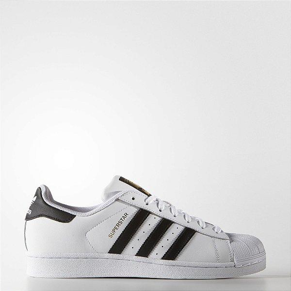 7d594f5506 Tênis Adidas Superstar Foundation - MadiPo - Ser Chic é Pagar Barato