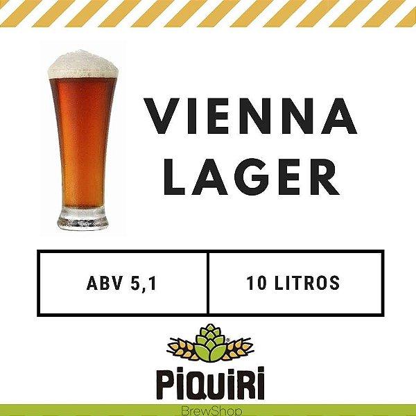 Kit receitas cerveja artesanal  10L Vienna Lager