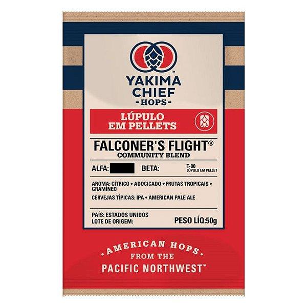 Lúpulo YAKIMA Falconers Flight - 50g (pellets)