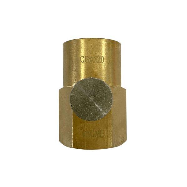Kit para Encher Cilindros CO2 (padrão Sodastream) - (HBS0302-53)
