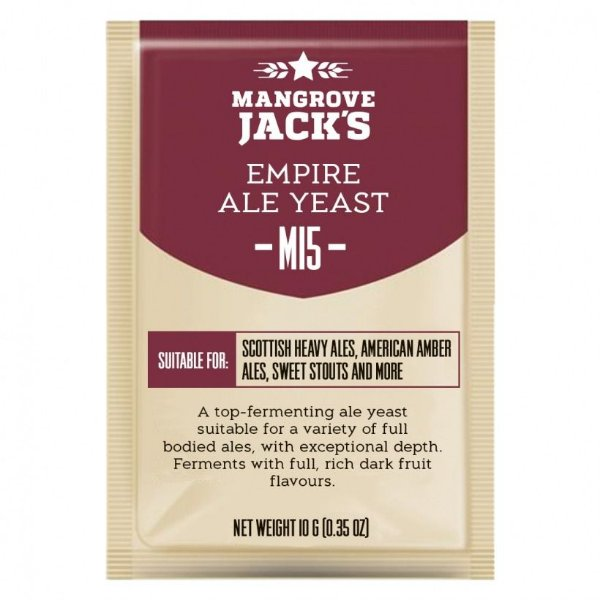 Fermento Mangrove Jacks - Empire Ale M15