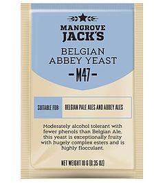 Fermento Mangrove Jacks - Belgian Abbey M47