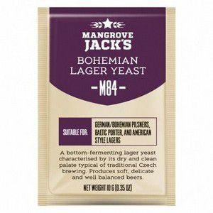 Fermento Mangrove Jacks - Bohemian Lager M84