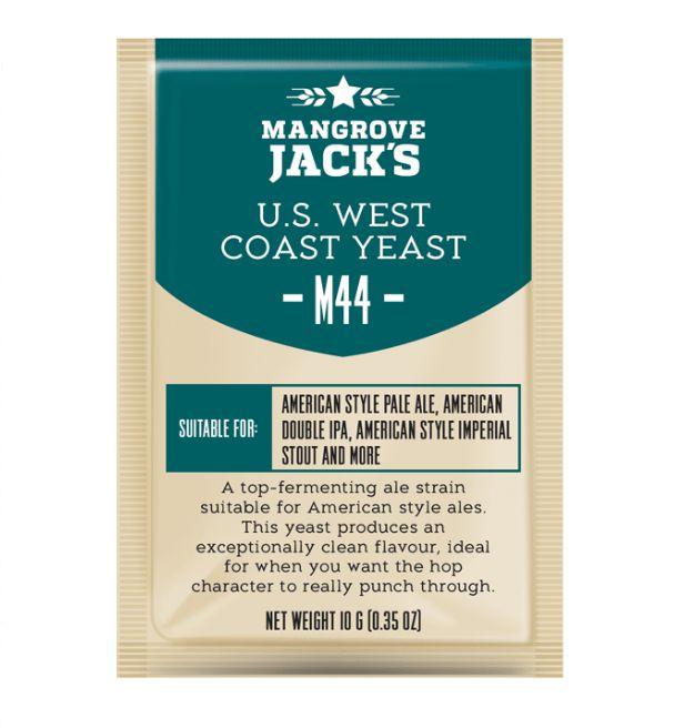 Fermento Mangrove Jacks - US West Coast M44