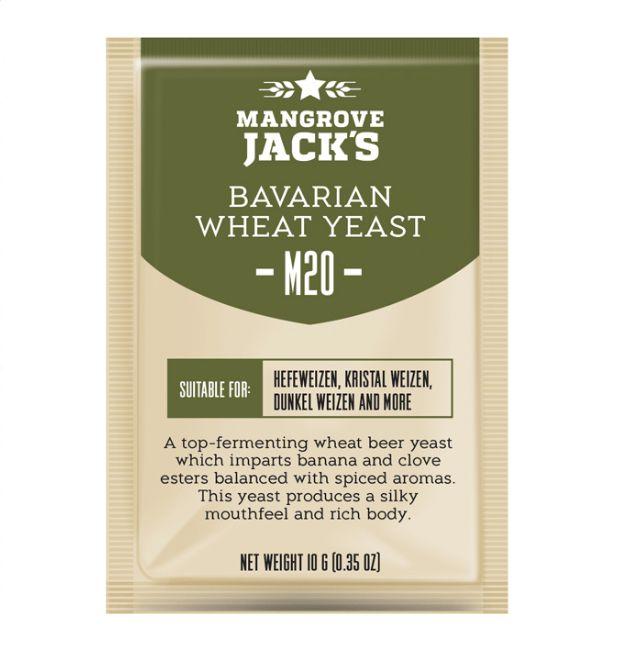 Fermento Mangrove Jacks - Bavarian Wheat M20