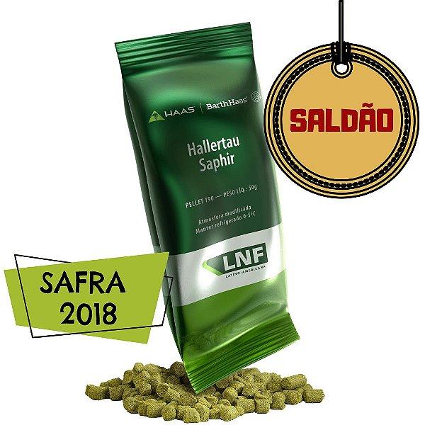 Lúpulo Barth Haas Hallertau Saphir 2018 - 50g (pellets) -  SALDÃO