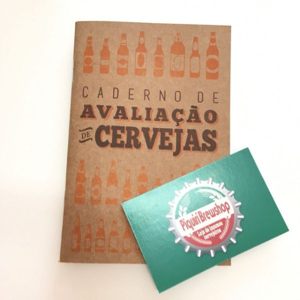Caderno de Avaliação de Cervejas