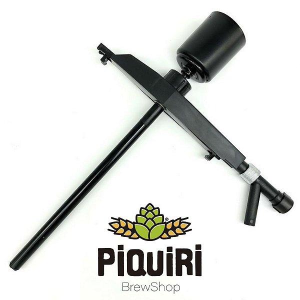 Válvula Extratora p/ Mini Keg 5L - Flexi Tap c/ bomba manual