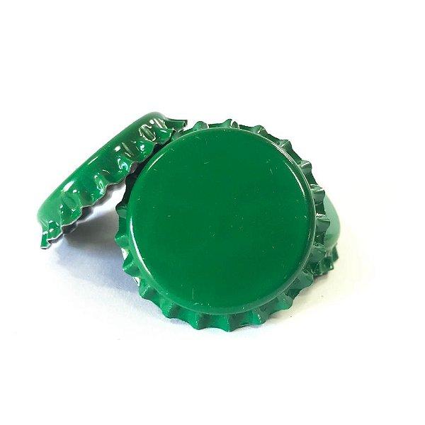 Tampinha PRY-OFF Verde  - 50 unidades
