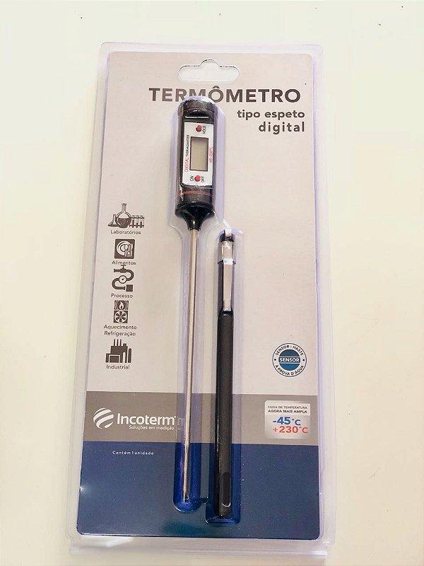Termômetro Digital Espeto Incoterm