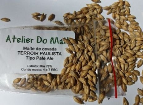 Malte Atelier do Malte Pale Ale  - 100 g