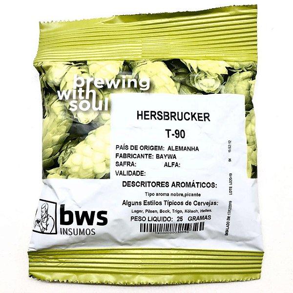 Lúpulo RW Hallertau Hersbrucker - 25 GRAMAS (pellets)