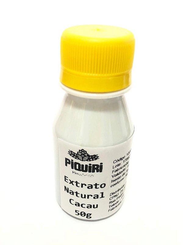 Extrato Natural Cacau - 50g
