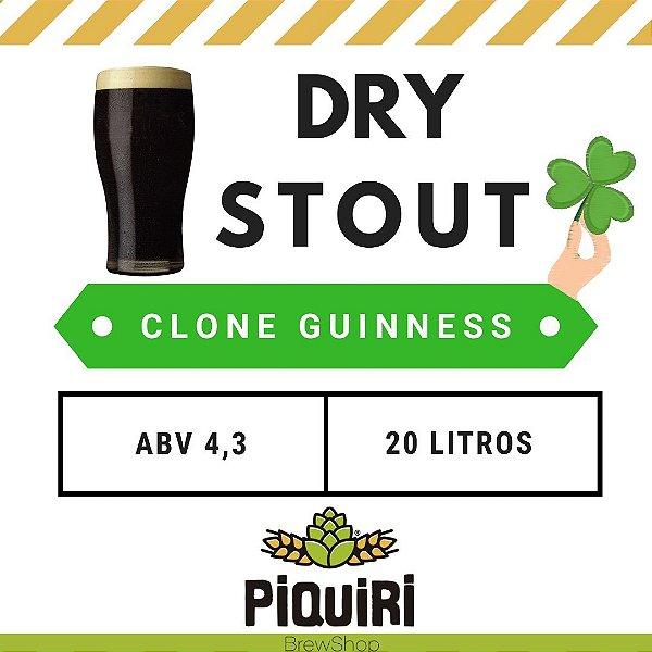 Kit receitas cerveja artesanal  20L Clone Guinness