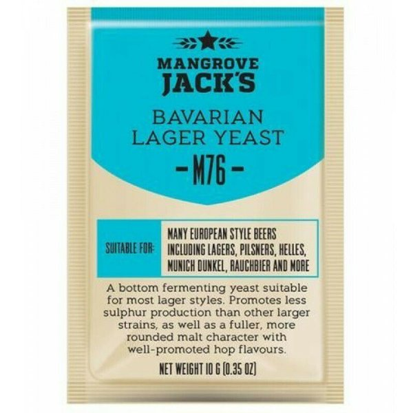 Fermento Mangrove Jacks - Bavarian Lager M76