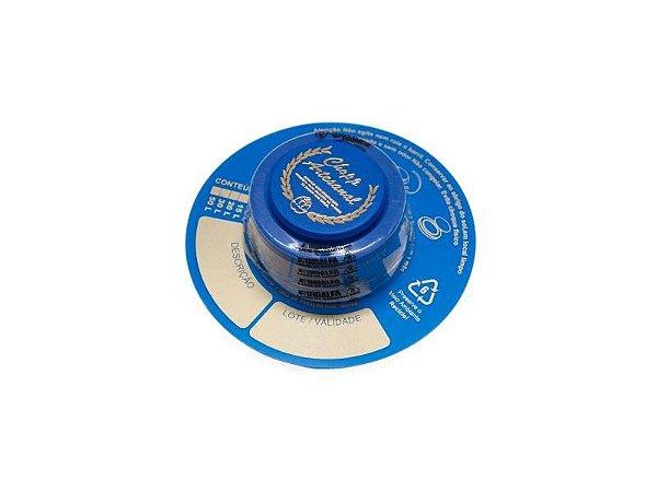 Lacre para Barril Inox - Azul 10un