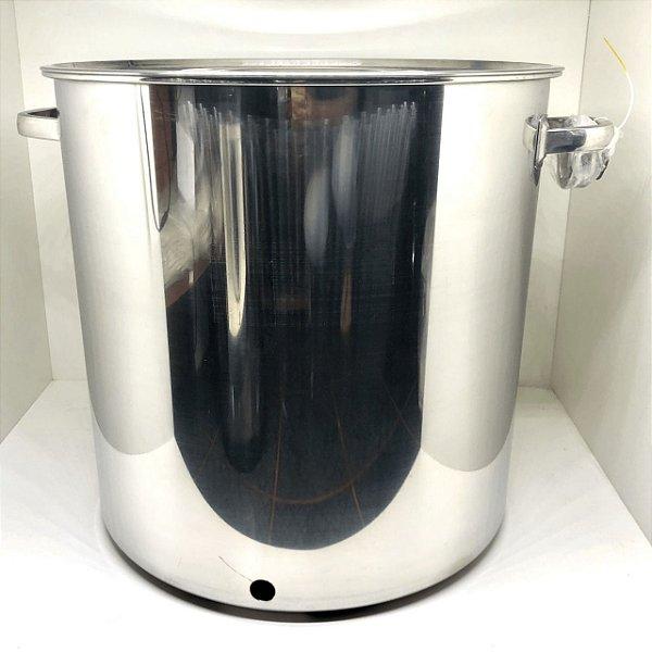 Panela Inox N. 50 - 100 Litros