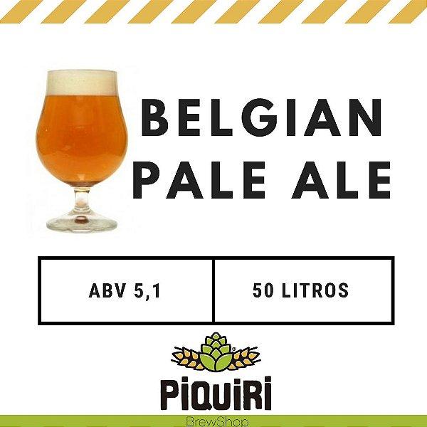Kit receitas cerveja artesanal 50L Belgian Pale Ale