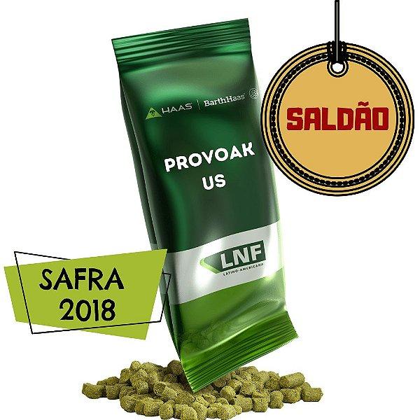 Lúpulo Barth Haas Provoak Type 2 US Style 2018 - 50g (pellets) - SALDÃO