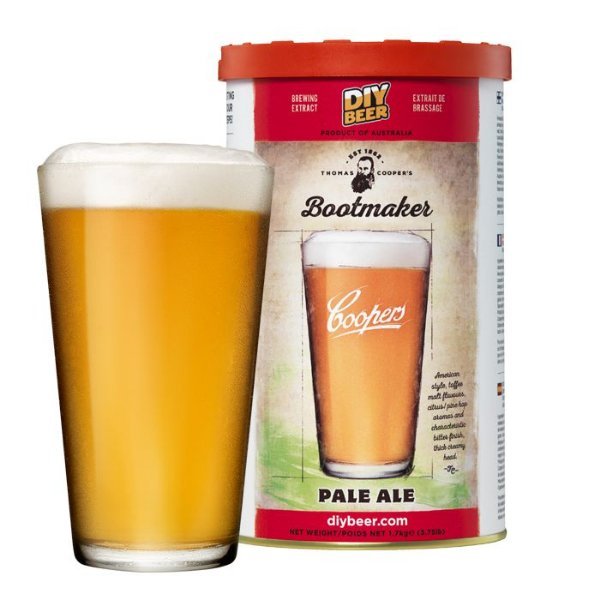 Beer Kit Coopers Bootmaker Pale Ale - 1 un