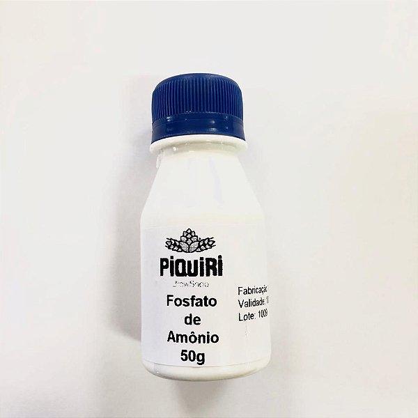 Fosfato de Amônio - 50 gramas