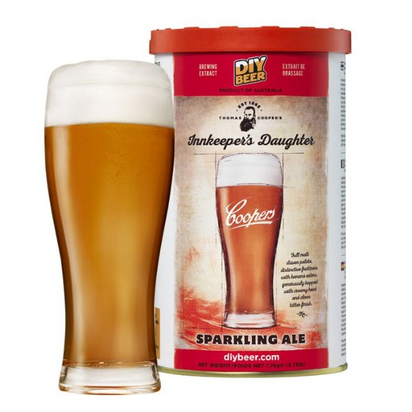 Beer Kit Coopers Sparkling Ale - 1 un