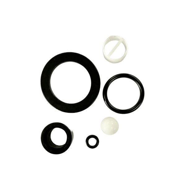 Kit de Orings/Bola de Reposição para Extratoras Tipo S