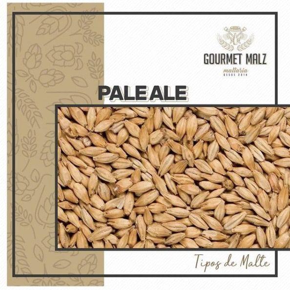 Malte Gourmet Malz Pale Ale - 1 Kg