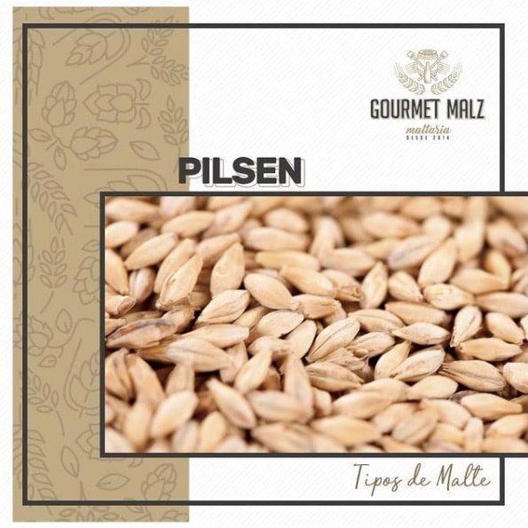 Malte Gourmet Malz Pilsen - 1 Kg