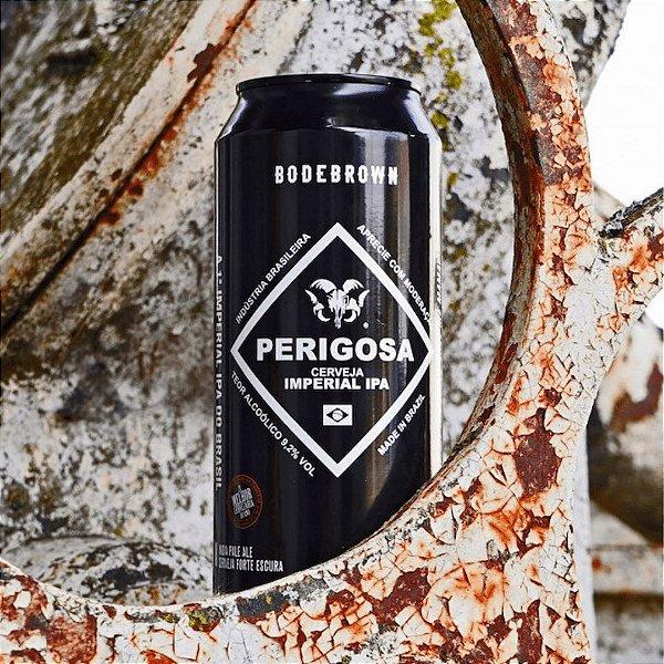 Cerveja Bodebrown Perigosa - 473ml (lata)