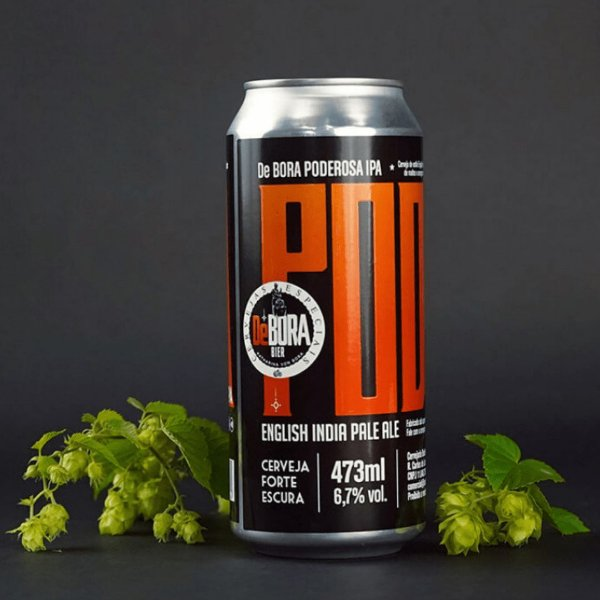 Cerveja Bodebrown Poderosa - 473ml (lata)