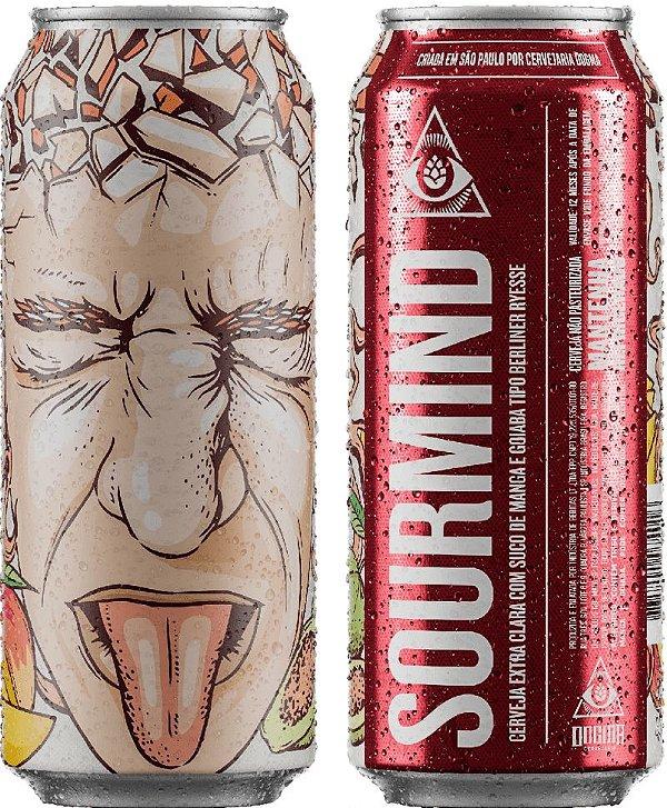 Cerveja Dogma Sourmind - 473ml (lata)