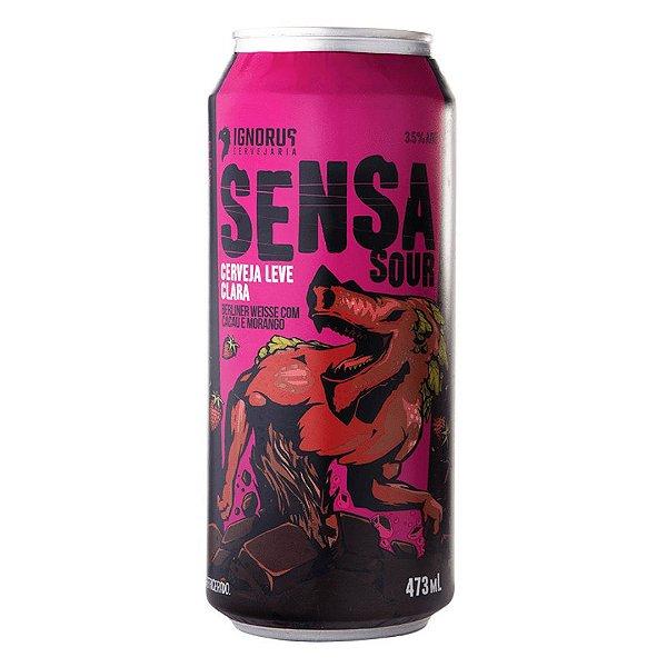 Cerveja Ignorus Sensa Sour - 473ml (lata)