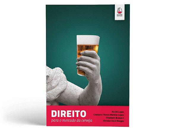 Livro DIREITO para o mercado da cerveja