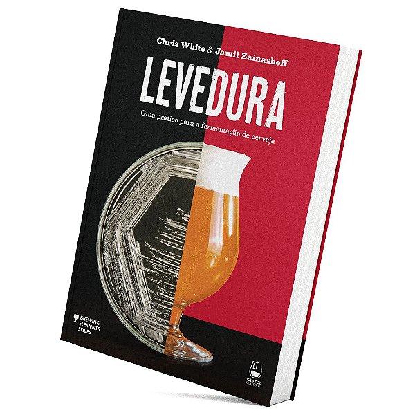 Livro LEVEDURA - guia prático para  a fermentação de cerveja (Chris White e Jamil Zainasheff)