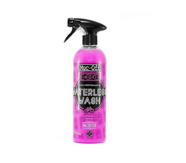 Shampoo Muc-Off Limpador a Seco Nanotech 750ml