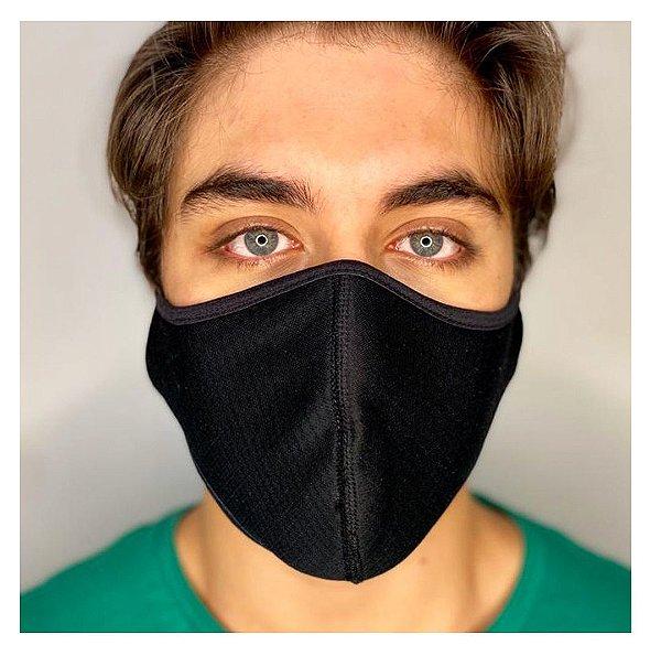 Máscara Curtlo Thermo Skin Preto Tam G