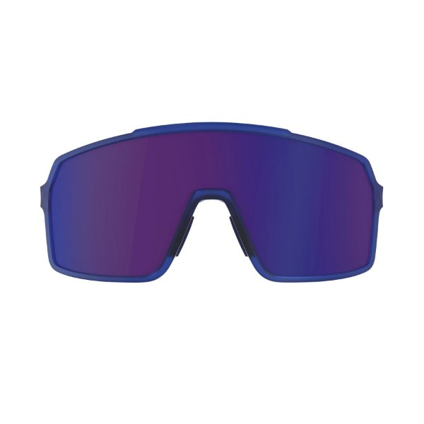 Óculos De Sol Hb Grinder M Clear Blue lente Azul Espelhado