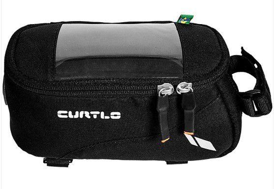 Bolsa de Quadro Curtlo Phone Bag MTB/Urbano/ Cicloviagem