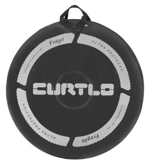"Mala Roda Curtlo Speed/MTB para Aro 700c e 26-27.5-29"""