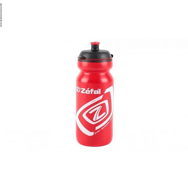 Garrafa Zéfal Squeeze 600ml Vermelho