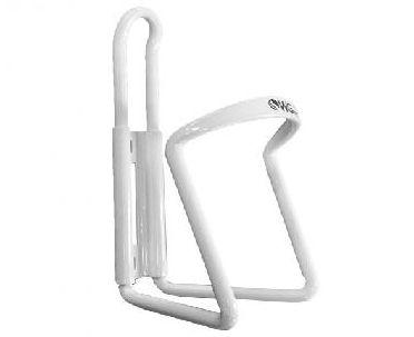 Suporte de Caramanhola (Garrafinha) WG Sports Aluminio Branco